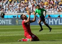 قوچان نژاد: فکر بازی با آرژانتین عذابم میدهد