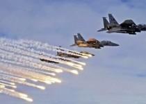 حملات رژیم صهیونیستی به پایگاههای ارتش سوریه در جولان