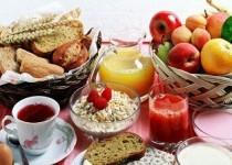 برای کاهش گرسنگی در وعده سحری،نان سبوسدار و حبوبات بخورید