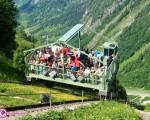 آسانسوری زیبا در اتریش + تصاویر
