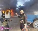"""""""جلاد داعش"""" بدون نقاب + تصاویر"""