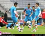گزارش تصویری:آخرین تمرین تیم ملی پیش از دیدار با نیجریه