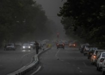 هشدار مجدد هواشناسی نسبت به وزش باد شدید در تهران
