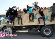 شور و شوق شیعیان عراق برای مقابله با داعش/6عکس