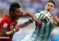 عکسهای مسابقه فوتبال ایران و آرژانتین/۲۸عکس