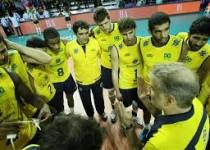 اسامی بازیکنان تیم ملی والیبال برزیل برای بازی با ایران