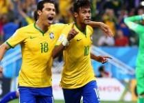 پیروزی تیم ملی فوتبال برزیل در بازی افتتاحیه جام جهانی 2014