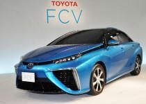 خودروی هیدروژنی تویوتا سال آینده روانه بازار میشود