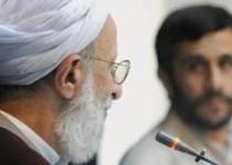 گزارش المانیتور از سخنان اخیر مصباح یزدی درمورد روحانی