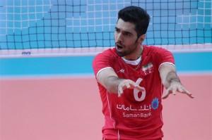 موسوی: ایرانی کم نمی آورد/ نشنیده ام رئیس جمهور حرفی از والیبال بزند!