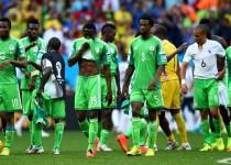 فيفا فوتبال نيجريه را تعليق کرد