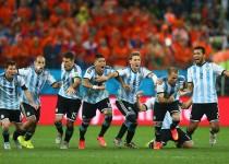 آرژانتين و آلمان فيناليستهاي جام بيستم