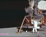 تصاویر کمتر دیده شده از فرود تاریخی انسان بر سطح ماه