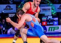 مسابقات جایزه بزرگ باکو/ لشگری نقره گرفت، رضایی برنز