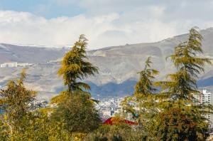 وزش باد شدید در زنجان طی سه روز آینده