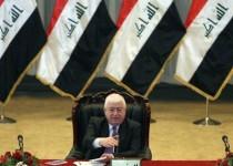 فواد معصوم رئیسجمهور عراق شد