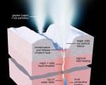 نقشهبرداری از ۱۰۱ آبفشان بر سطح قمر یخزده زحل