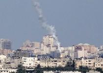 توقف عملیات هوایی و دریایی در غزه به مدت 4 ساعت