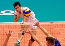 پخش زنده دیدارهای والیبال ایران در لهستان