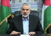 هنیه: فلسطین در برابر تجاوزات رژیم صهیونیستی ساکت نمینشیند