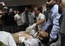 بیش از 70 زخمی ماحصل حملات جدید اسرائیل به غزه و درگیریها در قدس