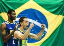 لیگ جهانی والیبال/ برزیل تیم اصلی ایتالیا را برد