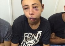 اسرائیل نوجوان فلسطینی را به حبس خانگی محکوم کرد