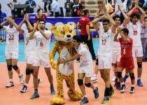 برنامه بازیهای ایران در مرحله نهایی لیگ جهانی والیبال
