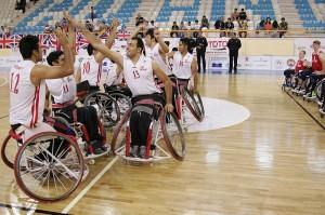 پیروزی بسکتبال با ویلچر ایران برابر آرژانتین