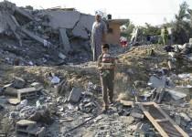 نتانیاهو دستور تشدید حملات به غزه را صادر کرد/ شهادت بیش از 80 فلسطینی