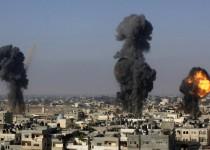 98 شهید و بیش از 700 زخمی/ اعلام آمادگی مقاومت برای جنگ زمینی