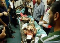 رژیم صهیونیستی در حمله به غزه از سلاحهای نامتعارف استفاده میکند