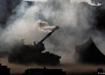 آغاز حمله زمینی رژیم صهیونیستی به نوار غزه