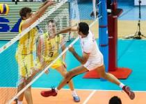 پنجمین رویارویی ایران و برزیل در لیگ جهانی