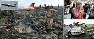 شواهدی از شلیک موشک به هواپیمای مسافربری مالزی