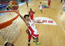 چین تایپه حریف ایران در فینال کاپ بسکتبال آسیا شد