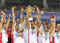 ایران قهرمان بسکتبال کاپآسیا شد