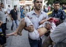 هجدهمین روز جنگ در غزه؛718 شهید و 4600 زخمی