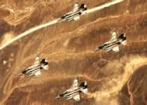 مرگ 6 نظامی ارتش مصر در حمله جنگنده های اسرائیل به مرزهای مصر و غزه