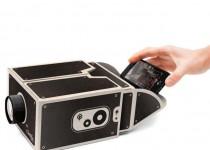 گوشی هوشمند را به پروژکتور سینما تبدیل کنید!