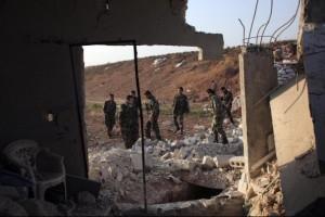درگیری در سوریه/ ارسال اولین محموله بشر دوستانه بدون اجازه دمشق