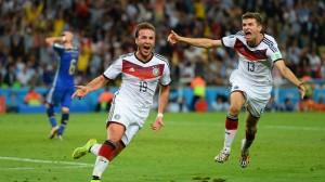 آلمان پس از 24 سال قهرمان جامجهانی شد