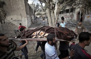 تصاویر دلخراش غزه نباید بیمهابا پخش شوند