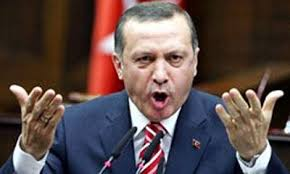 اظهارات اردوغان عليه اسرائیل و آمريكا