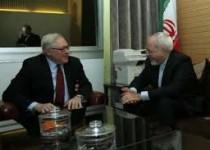 دیدار دوجانبه هیئتهای ایران و روسیه