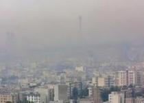 هوای پایتخت در آستانه اضطرار
