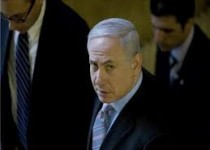 نتانیاهو به پناهگاه فرار کرد