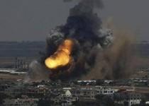 رژیمصهیونیستی با بمباران شمال غزه بار دیگر آتش بس عید فطر را نقض کرد