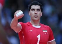 شهرام محمودی فینال لیگ جهانی را از دست داد