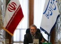 لاریجانی: جریان متحجر داخل امت اسلامی به کشتار مسلمانان افتخار میکند